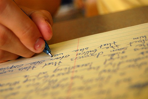 How to write callegraphy